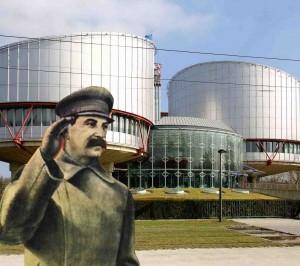 Strasbūro Europos žmogaus teisių teismas | Alkas.lt koliažas