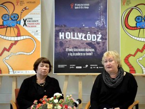 Kino kritikės Živilė Pipinytė ir Izolda Keidošiūtė   Lenkijos instituto nuotr.