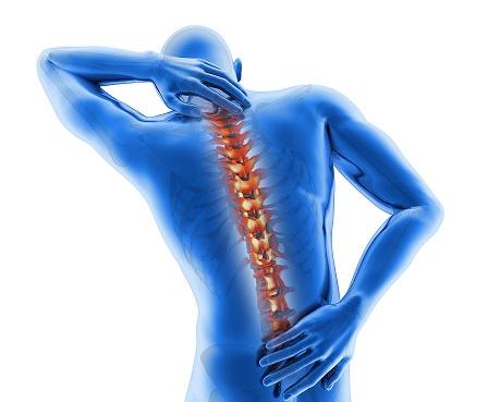 Nugaros skausmas   nyboneandjoint.com nuotr.