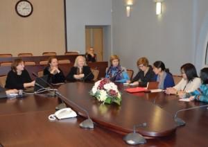 Susitikimas ministerijoje_smm.lt nuotr