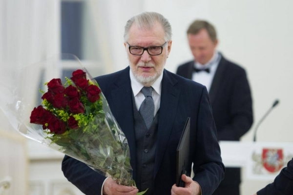 Juozas Budraitis   lnb.lt nuotr.