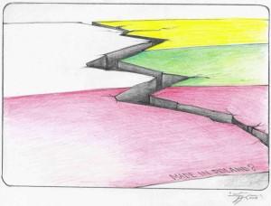 Tapatybė | A. Kostkevičiaus pieš.
