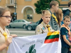 Skautai | Lietuvos skkautija nuotr.