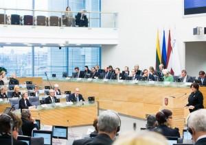 34-oji Baltijos Asamblejos sesija_Seimo kanceliarijos nuotr