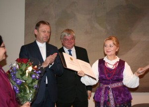 D.Urbanavicienei iteikta Basanaviciaus premija_lrkm.lt