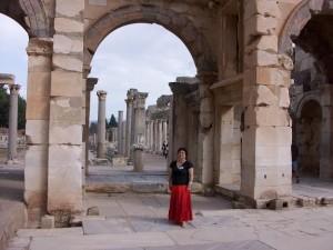 Efeso miestas-muziejus | R.Ragauskaitės nuotr.