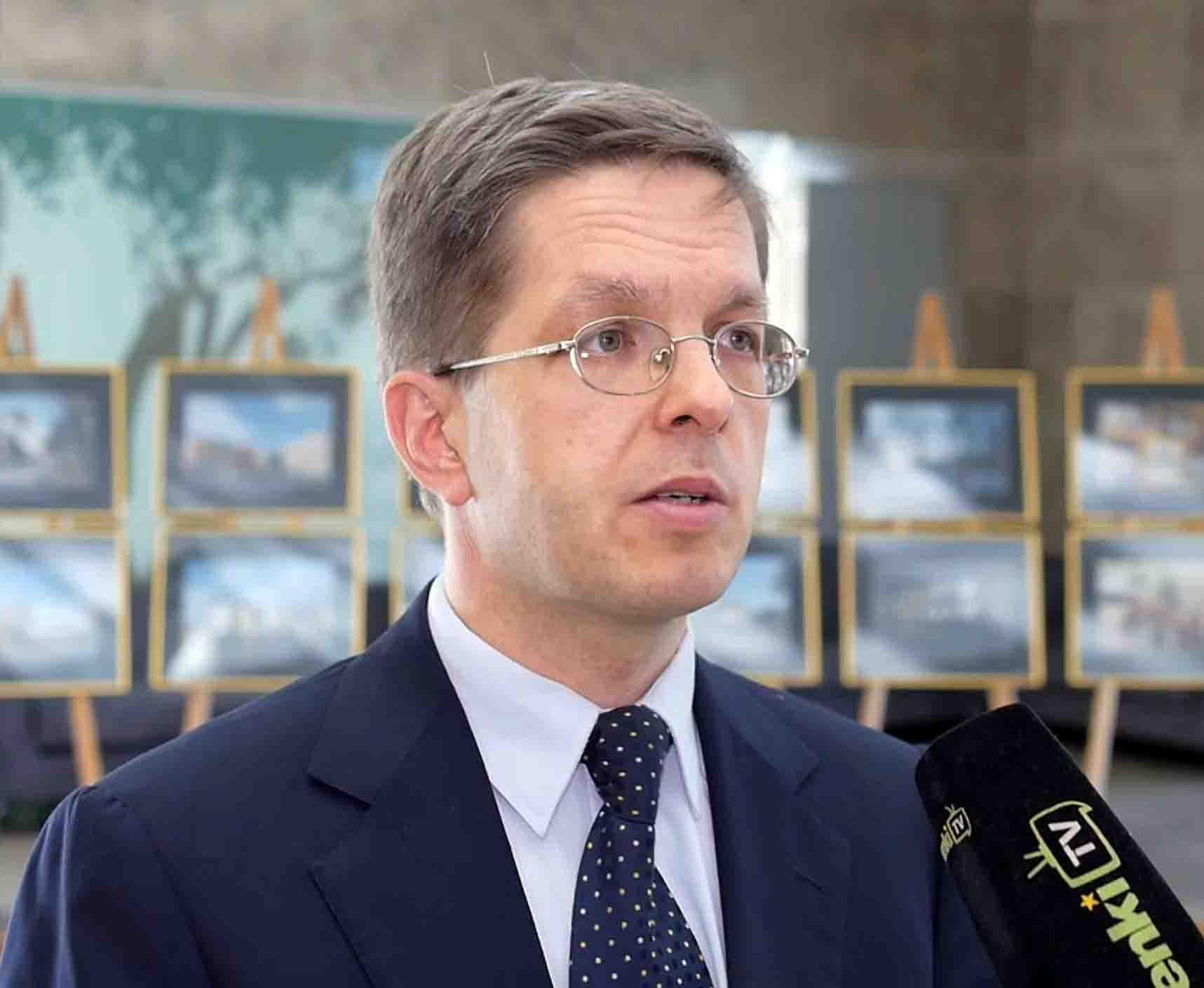 colonel mindaugas steponavicius