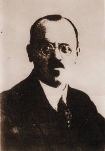 Profesorius  Julius Klosas (1881-1933) | Wikipedia.org nuotr.
