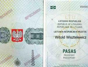 Lietuvos piliečio pasas? | Alkas.lt koliažas