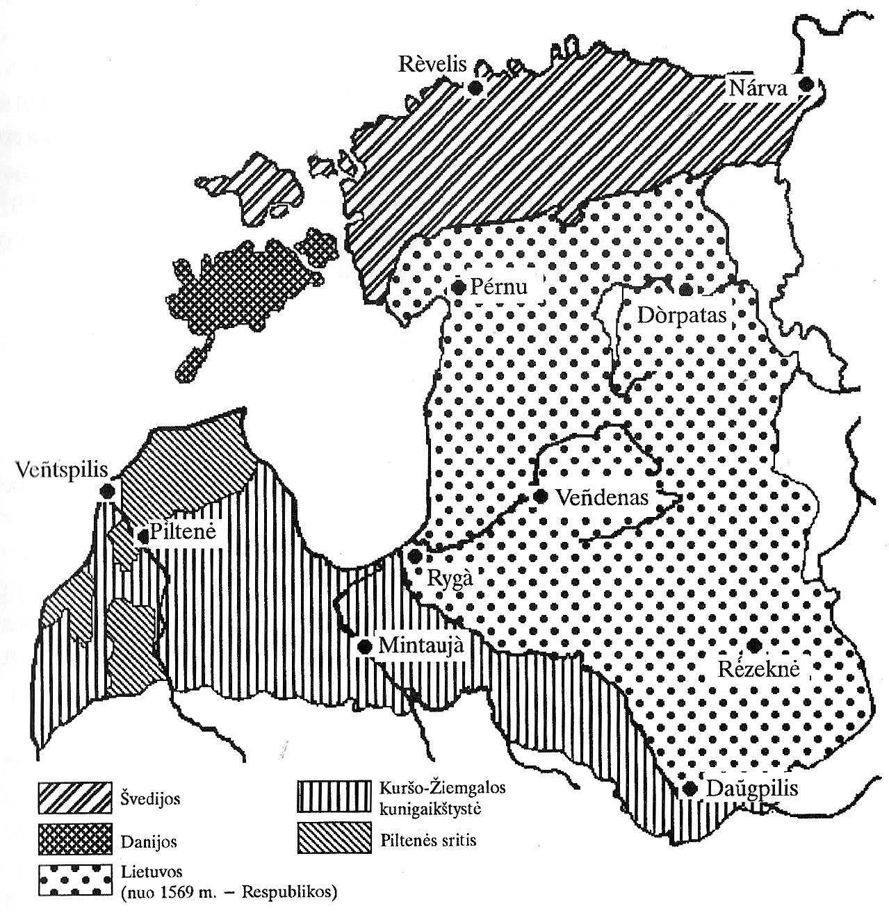 Padalytoji Livonija