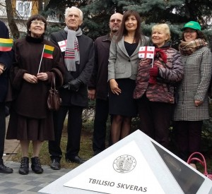 Tbilisio skvero atidarymas_S.Gorodeckio nuotr