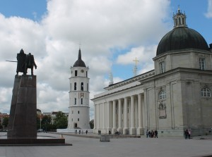 "Vilniaus arkikatedra | ""Vorutos"" nuotr."