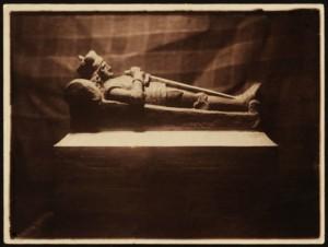 1 pav. Sarkofagas Vytauto Didžiojo palaikams pagal Boleslovo Balzukevičiaus projektą