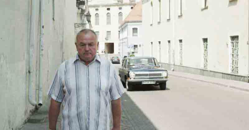 Zigfridas Jankauskas | rengėjų nuotr.