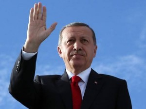 Redžepas Tajipas Erdoganas | Turkijos prezidentūros nuotr.