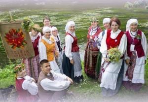 Folkloro ansamblis is Varėnos Zeiria