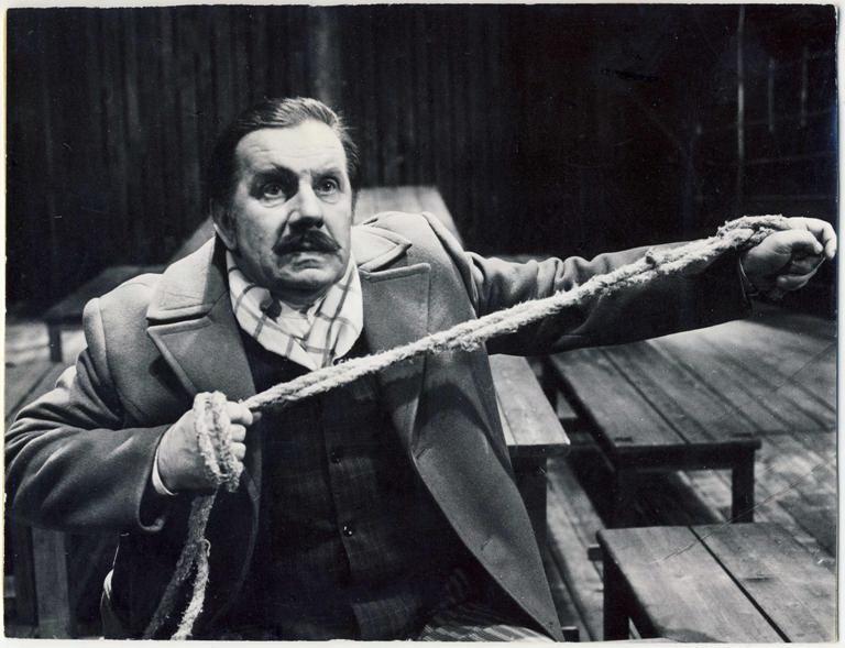Laučka BAISIOJI NAKTIS 1988 A.Zekas_Kauno dr.teatro nuotr