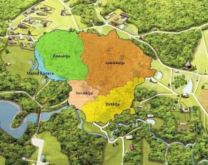 Lietuvos etnografiniai regionai | kaisiadorieciams.lt nuotr.