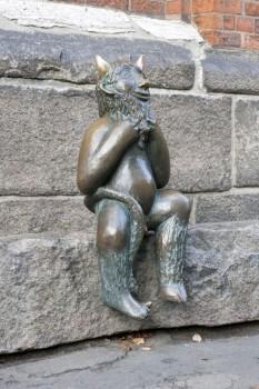 "R. Goelrelio ""Velniūkštis"" | H. Mafrio nuotr."