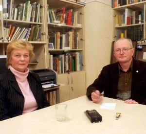 Onutė Maksimenko ir Audrys Antanaitis | Alkas.lt, J. Vaiškūno nuotr.