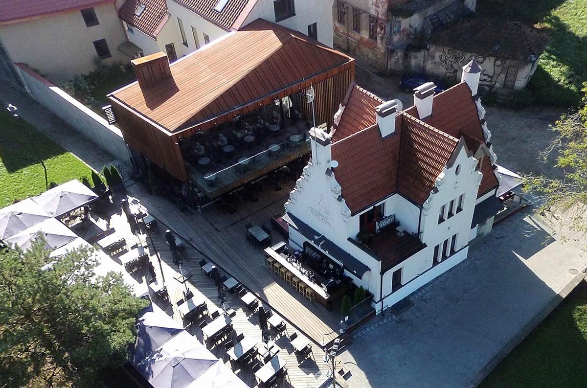 Ryčio Vieštauto įmonė | Lietuvos architektų sąjungos nuotr.