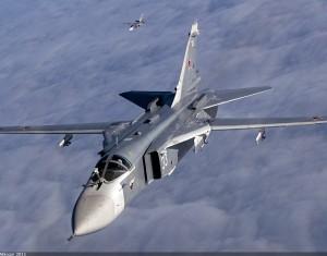 Rusijos oro pajėgų nuotr.