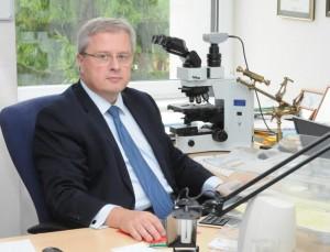 Prof. A.Laurinavičius | P. Katausko nuotr.