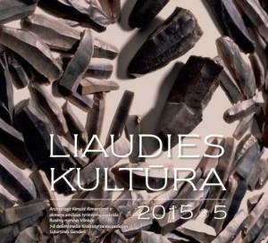 zurnalas Liaudies kultura 2015.5