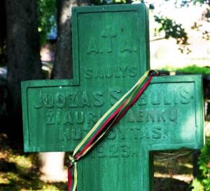 Giedraičių kapai | Alkas.lt, J. Vaiškūno nuotr.