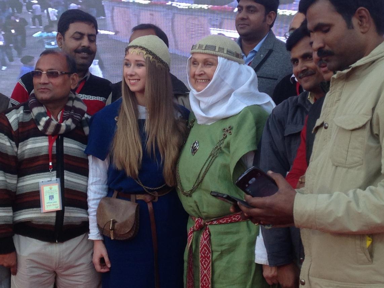 Indijos laikrasciuose Inija ir Veta_asmen.nuotr5