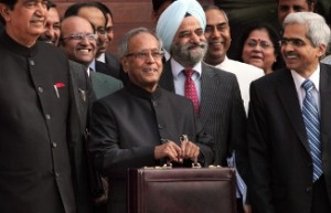 Indijos prezidentas Pranabas Mukerdžis_respublika.lt