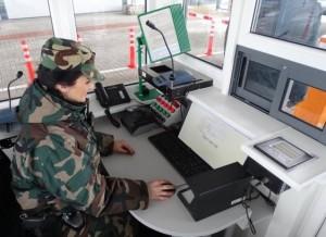 Pasienyje su Baltarusija naujas kontroles punktas_VSAT nuotr