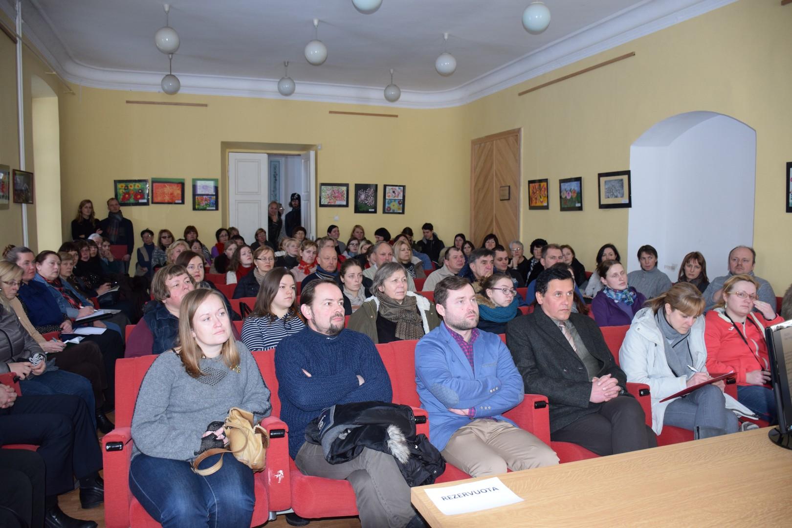 Seminaras apie augalų komunikacija_rengeju nuotr