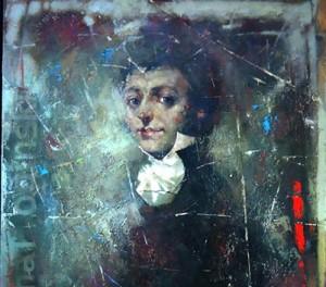 Vaclavo Спорскіo tapyba Michail Oginski_rengeju nuotr