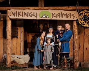 Vikingų kaimas | rengėjų nuor.