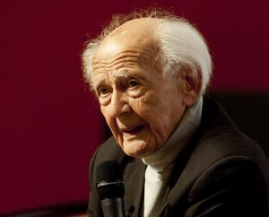 prof. Zygmuntas Baumanas 1925-2017) | VDU nuotr.