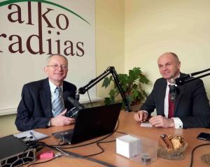 Audrys Antanaitis ir Arminas Lydeka | Alkas.lt, J. Vaiškūno nuotr.