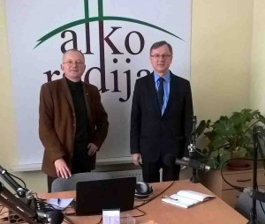 Audrys Antanaitis ir Egidijus Vareikis   Alkas.lt nuotr.