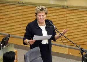 Irena Šiaulienė-Anajeva | Alkas.lt, J. Vaiškūno nuotr.