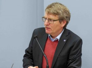 Lietuvių tautininkų ir respublikonų sąjungos pirmininkas Sakalas Gorodeckis | Alkas.lt, J. Vaiškūno nuotr.