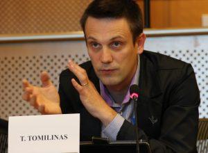 Tomas Tomilino | asmeninė nuotr.