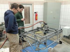 3D statybos |  KTU nuotr.