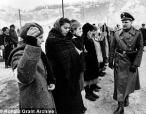 žydai holokau