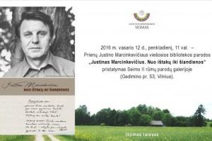 Apie J.Marcinkeviciu Seime_prienubiblioteka.lt