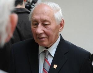 Balys Gajauskas (1926-2017) | lrs.lt nuotr.