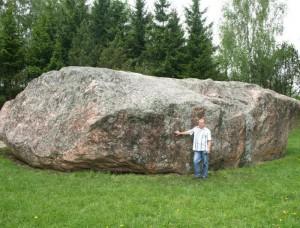 Barstyčių (Puokės) akmuo | vstt.lt nuotr.