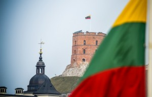 Iliustracinės vėliavos nuotraukos.