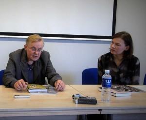 prof. dr. Viktorija Daujotytė–Pakerienė ir dr. Saulė Matulevičienė | Alkas.lt, J. Vaiškūno nuotr.