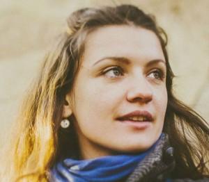 Ukrainieciu kino rezisiere, rasytoja Iryna Tsilyk