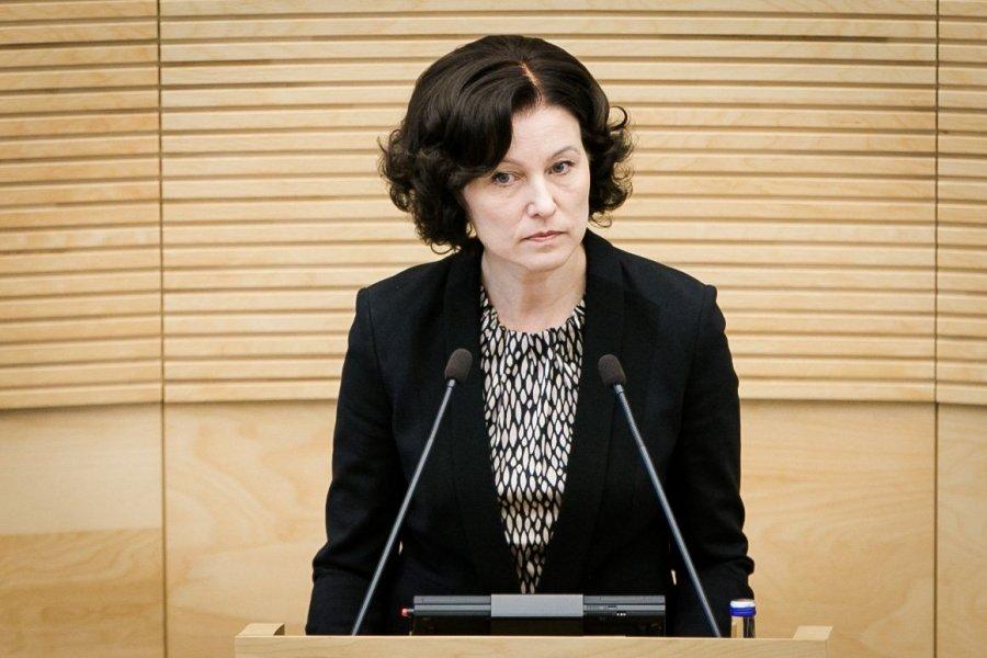 Edita Dambrauskienė   lrs.lt, O. Posaškovos nuotr.